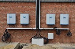 Bau und Verkabelung von Solaranlagen | PV-Service GmbH in Xanten am Niederrhein