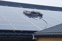 Solaranlagen reinigen